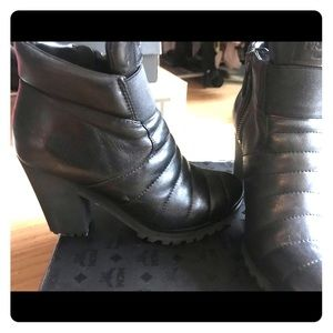 100% authentic Prada booties